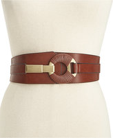 Style&Co. Style & Co. Semi-Wrap Interlock Stretch Belt, Only at Macy's