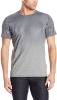 Ben Sherman Men's Ombre Pattern T-Shirt