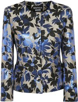 Moschino Floral Print Jacket