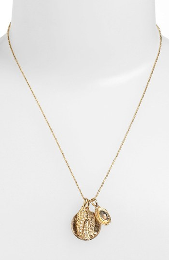 Melinda Maria 'Goddess of Power' Cluster Pendant Necklace