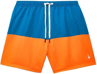 Jack Wills Letham Mid-Length Colour Block Short