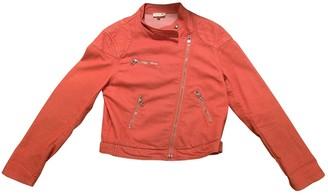 soeur Red Denim - Jeans Jacket for Women