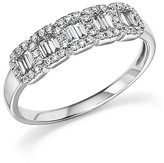 Bloomingdale's Diamond Band in 14K White Gold, .50 ct. t.w. - 100% Exclusive
