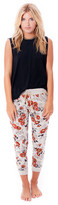 Saltwater Luxe - Daycation Pant Floral