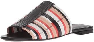 Via Spiga Women's Harlotte Woven Slide Sandal