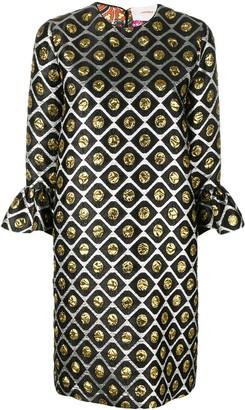 La DoubleJ 24/7 jacquard dress