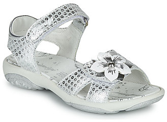 Primigi 5383533 girls's Sandals in Silver