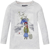 Tommy Hilfiger Th Kids Ny Girl Long Sleeve Tee