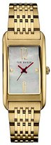 Ted Baker Women's ' Quartz Stainless Steel Dress Watch, Color:Gold-Toned (Model: 10031189)