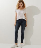 LOFT Lou & Grey Downright Skinny Jeans