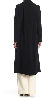Anne Klein Notch Collar Trench Coat
