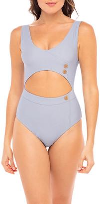Revel Rey Carmen Cutout One-Piece Swimsuit