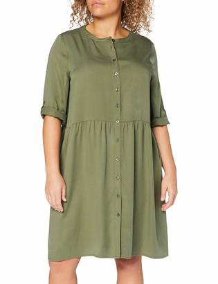 Street One Women's 142741 Tencelkleid Dress