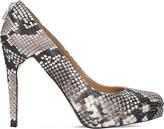 MICHAEL Michael Kors Antoinette leather court shoes