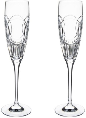 Waterford Bridal Wedding Vows Flute (Set of 2)