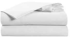 Sealy Healthy Nights 3 Piece Clean and Comfortable Sheet Set, Twin Bedding