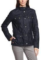 Camel Active Women's Long Sleeve Jacket - Grey - 8