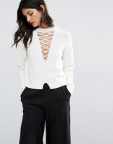 Bec & Bridge Jessie James Crop Sweater