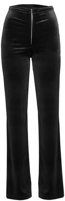 Aspiga Maisie Velvet Trousers - Black