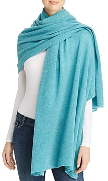 Bloomingdale's C by Cashmere Travel Wrap - 100% Exclusive
