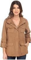 Vince Camuto Faux Suede K8751 Women's Coat