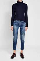 Woolrich Turtleneck Pullover with Wool and Cashmere