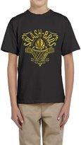 Hera-Boom Youth's Warriors Basketball Super Splash Bros T-shirts