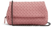 Bottega Veneta Intrecciato mini leather cross-body bag