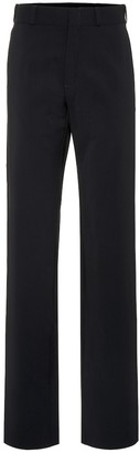 Vetements High-rise straight pants