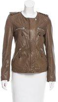 Etoile Isabel Marant Quilted Leather Jacket
