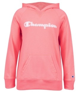 Champion Big Girls French Terry Hoodie