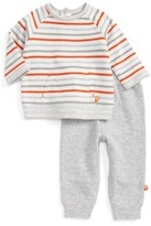 Offspring Infant Boy's Safari Fun Sweatshirt & Pants Set