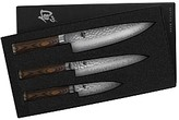 Shun Premier 3-Piece Starter Knife Set