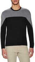 Theory Winslo Stellio Colorblock Sweater