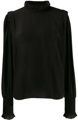 Etoile Isabel Marant high neck blouse
