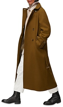 Whistles Belted Trench Coat
