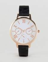Asos Large Face Clean Dial Watch