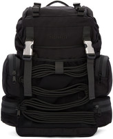 DSQUARED2 Black Cords Backpack