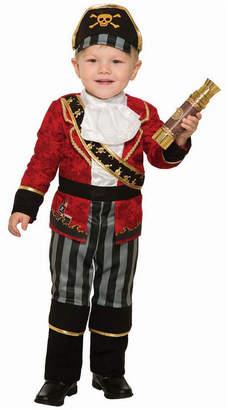 BuySeasons Baby Boys Deluxe Pirate Costume