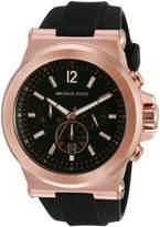 Michael Kors MK8184 Men's Classic Watch Dial: chronograph