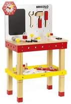 Janod Redmaster DIY Giant Magnetic Workbench