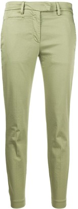 Dondup Tapered Cropped Trousers