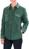 Royal Robbins Foxtail Fleece Shirt Jacket - UPF 50+ (For Women)