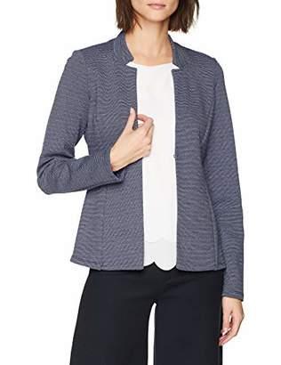 Tom Tailor NOS) Women's 1008134 Suit Jacket, (Sky Captain Blue 10668), 20 (Size: XX-Large)