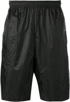 Diesel Black Gold track shorts