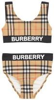 Burberry Liana Two-Piece Swimsuit