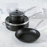 Crate & Barrel Le Creuset ® 5-Piece Toughened Nonstick Cookware Set