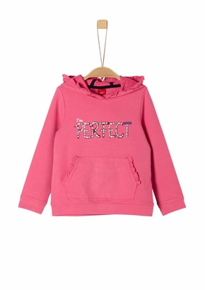 S'Oliver Girl's 53.909.41.2701 Sweatshirt
