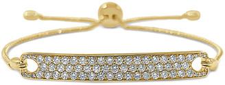 Sabrina Designs 14K 1.22 Ct. Tw. Diamond Bar Adjustable Bracelet