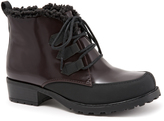 Trotters Bordeaux Snowflakes III Ankle Boot